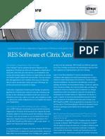Res Citrix Xen App