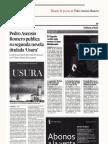 Usura en Diario de Almería