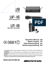 SU9+UF16 Product Manual