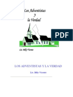 Los Adventistas y La Verdad Billy Vicente