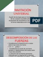 GRAVITACIÓN+UNIVERSAL