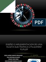 Proyecto - Ruleta Digital.