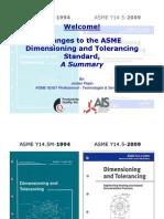 ASME 14.5M 2009
