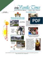 Vanilla Times June 2008
