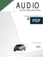 Manual Avensis