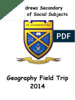 Field Trip 2014