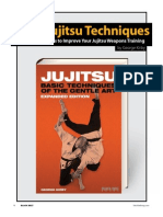 Basic Jujitsu Techniques