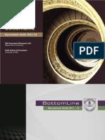 DSE Placement Bottomline_2012