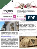 Un proyecto de arte costarricense se propaga por América Latina