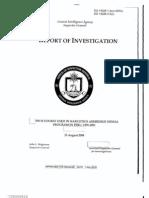 CIA Inspector General (OIG) 2008 Report, Procedures Used In Narcotics Airbridge Denial Program in Per+¦ 1995-2001