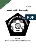 DoD CivilEmergencies