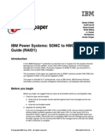 IBM Power Systems - SDMC to HMC Migration Guide (RAID1)