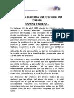 Resolucion Asamblea Cut Provincial Del Huasco