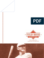 Field House Catalog