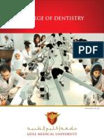 DMD- Gulf Medical University