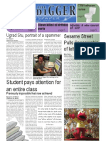 The Oredigger Issue 23 - April 6, 2009