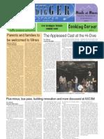 The Oredigger Issue 18 - February 23, 2009