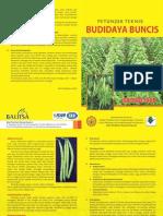 Lb-011 Juknis Budidaya Buncis