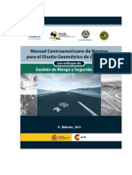 Manual Centroamericano de Normas para el  Diseño Geométrico de carreteras