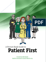 OA004305 Patient First Book