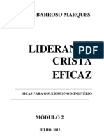 Apostila Lideranc3a7a Cristc3a3 Eficaz Mc3b3dulo 2