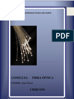 Fibra óptica JUAN FLORES