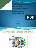 Exposicion Convertidor de Par