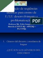 Elaboração de seqüências didáticas para ensino de ELE (1)