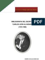 Bibiografia de Carlos Leon