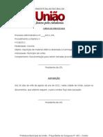 convite 018-2011- aquisição de material eletrico.doc
