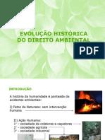 DAmb - 01 - EVOLUÇÃO HISTÓRICA DIR AMBIENTAL