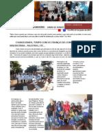 Diario de Bordo - Maio