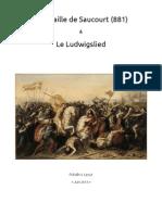 La Bataille de Saucourt et le Ludwigslied - Version Francaise