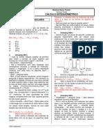 Lista 2 - Cálculo Estequiométrico