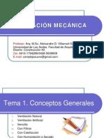VENTILACIÓN MECÁNICA I