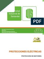 Proteccion de Motores Electricos