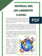 El Día Mundial del Medio Ambiente