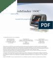 Manual Sonar Fishfinder 160C