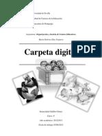 Carpeta Digital
