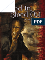 Vampire - The Requiem - Novel 2 - Blood in, Blood Out