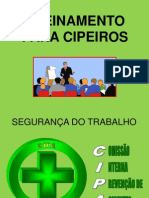 1ª AULA - LEGISLAÇÃO CIPA
