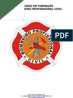 Curso de Bombeiro Profissional Civil