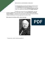 Breve de Pio Ix a Dom Prospero Gueranger