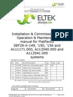 Eltek Flatpack 2 User Manual