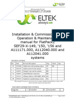 Eltek Flatpack 2 User Manual
