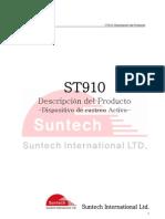 ST910 Descripción del producto