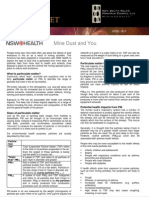 NSWMC FactSheet Mine Dust and You FINAL April2011