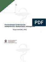 Clase 9 Farmacoterapia Cardiovascular (1)