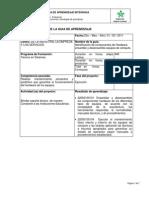 Guia Aprendizaje - Mto Preventivo y Predictivo I - 220501001
