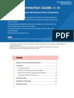 PSR S910-710 Internet Connection Guide 1.10